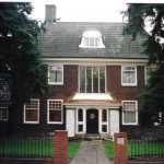 Koperen ingang, Enschede