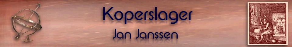 Koperslager Jan Janssen